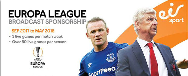 eirSport - Sole Broadcast Sponsor Opportunity - UEFA Europa League