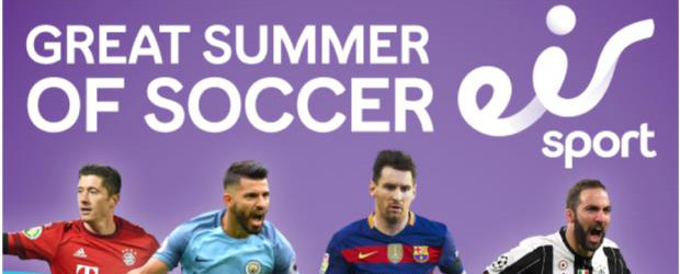 EIR SPORT - SUMMER OF SOCCER -  JULY 2017