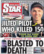 Irish Daily Star Cover (2)